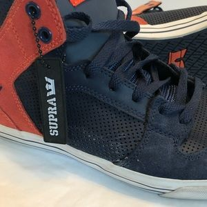 Supra Shoes - SUPRA FTWR CO Top-Shoes US 10.5 Size. Pre-owned.